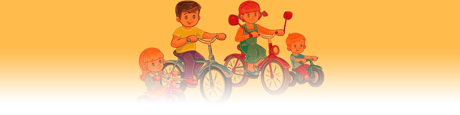 Kinderfietsen