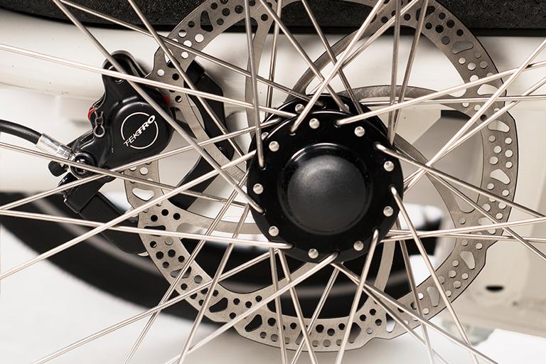 Soci Bike Tektro hydraulische schijfremmen