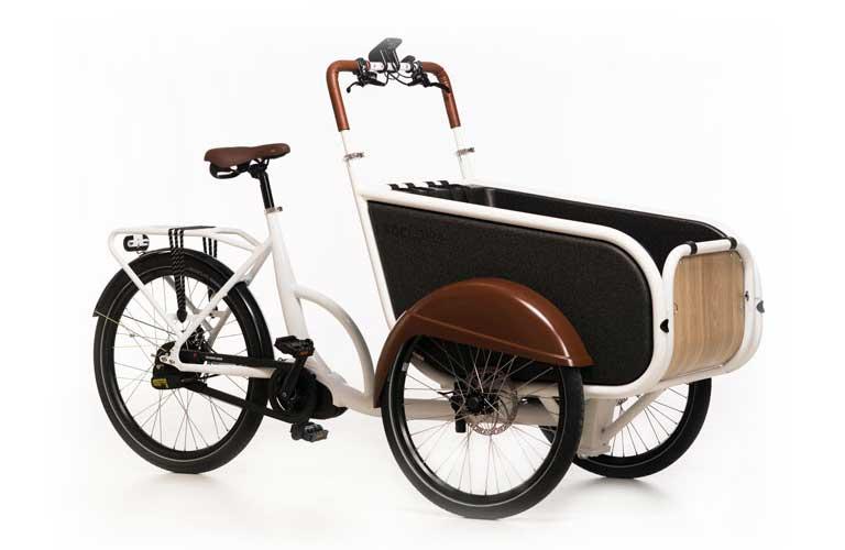 Soci Bike elektrische Bakfiets met Bafang middenmotor